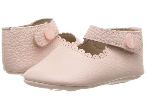 Elephantito Mary Jane Baby (Infant) - Textured Pink