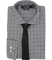 LAUREN Ralph Lauren - Slim Fit Stretch Poplin Dress Shirt