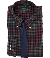 LAUREN Ralph Lauren - Poplin Checks Classic Dress Shirt