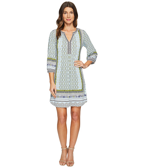 Hale Bob Clean Slate Microfiber Jersey Dress