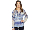 Cruise Control Washed Silk Georgette Top