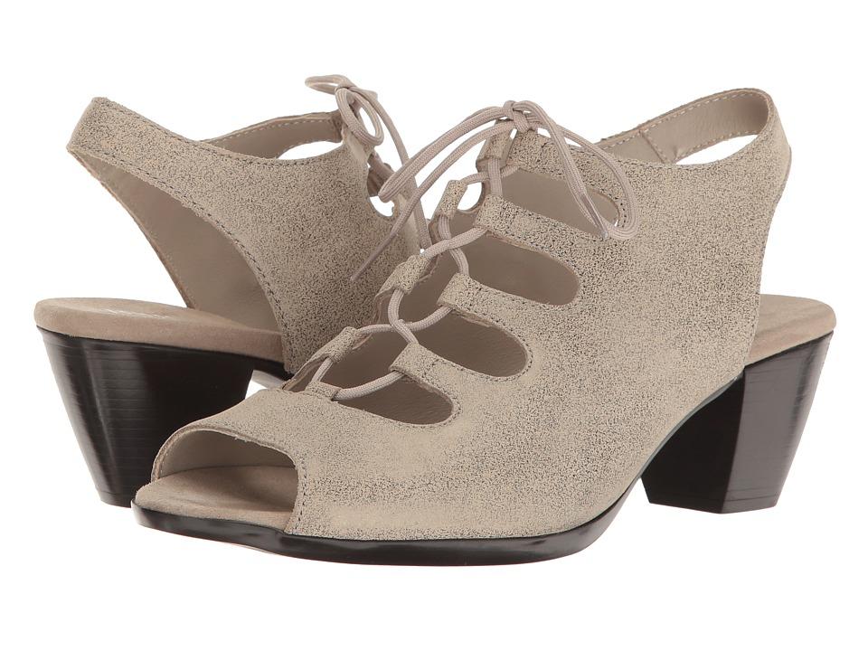 MUNRO Jillie (Silver Metallic) Women's  Shoes