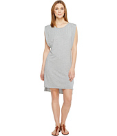Mod-o-doc - Cotton Modal Spandex Jersey Effortless Pleated Tank Dress