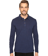 Mod-o-doc - Salt Point Long Sleeve Slub Jersey Polo