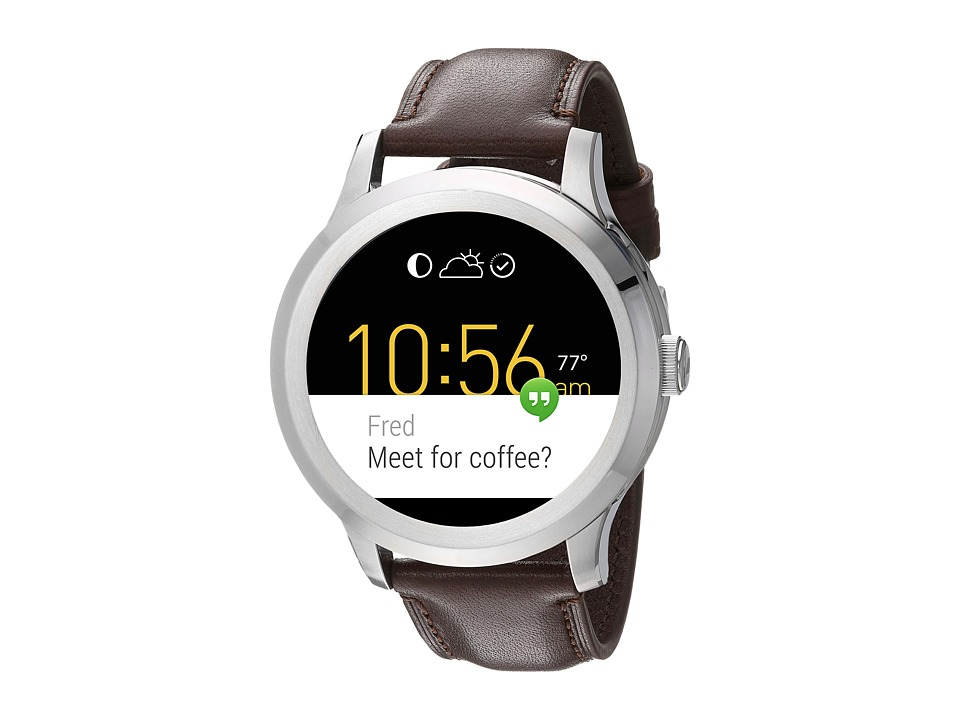Fossil Q - Q Founder Gen 2 Smartwatch - FTW2119