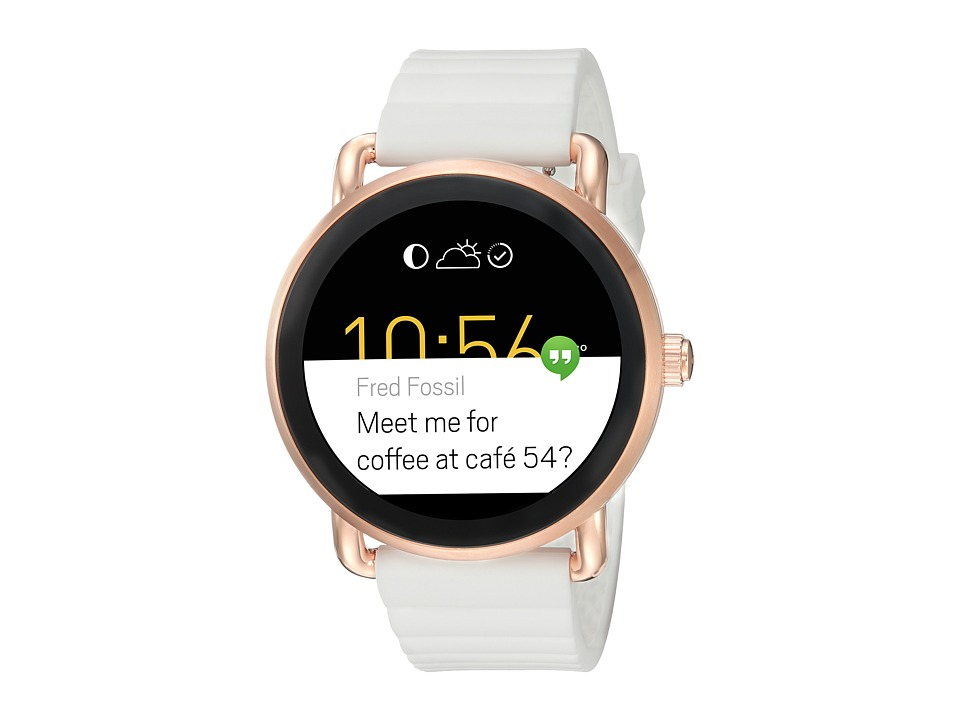 Fossil Q - Q Wander Smartwatch - FTW2114