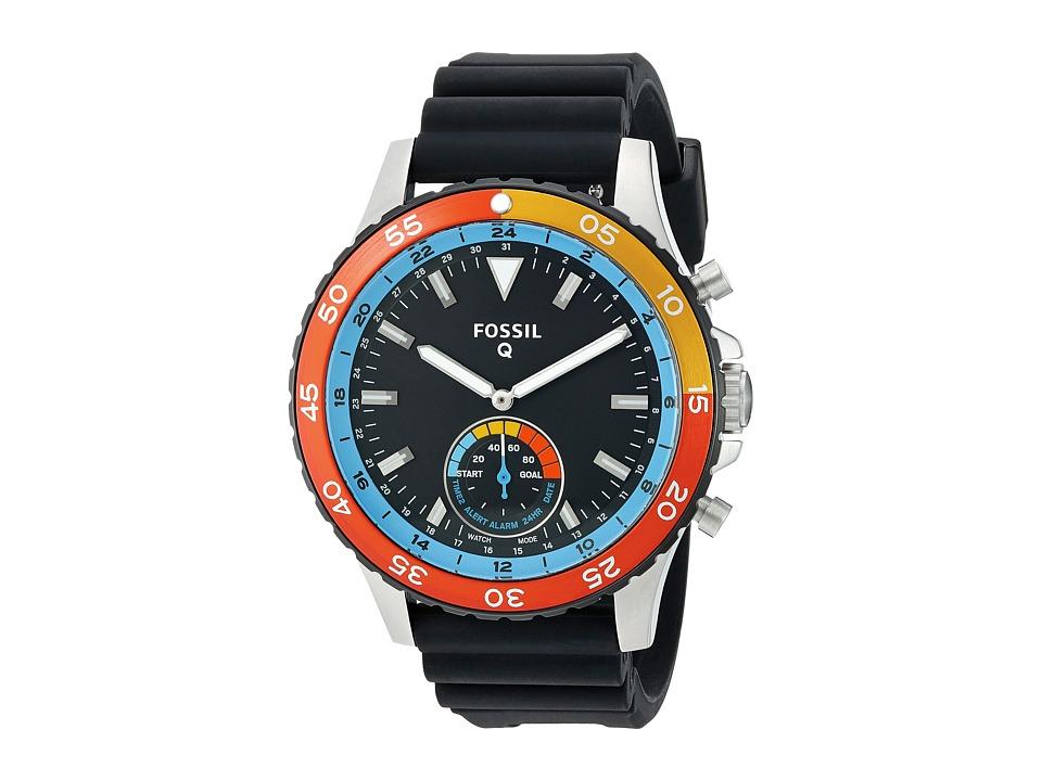 Fossil Q - Q Crewmaster Hybrid Smartwatch - FTW1124 (Silv...