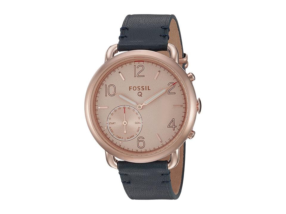 Fossil Q - Q Tailor Hybrid Smartwatch - FTW1128 (Rose Gol...