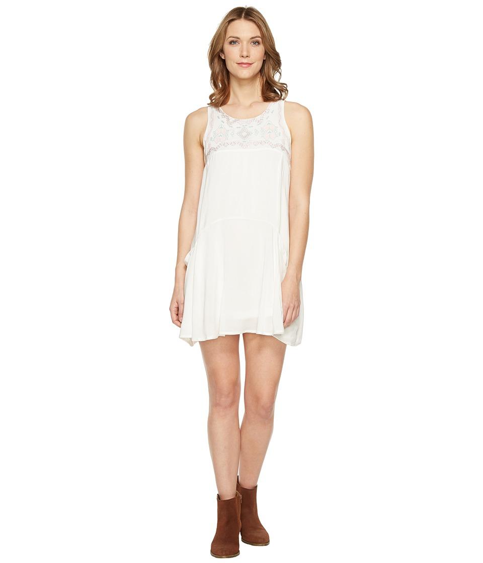 Tasha Polizzi - Madeline Dress (Ivory) Womens Dress