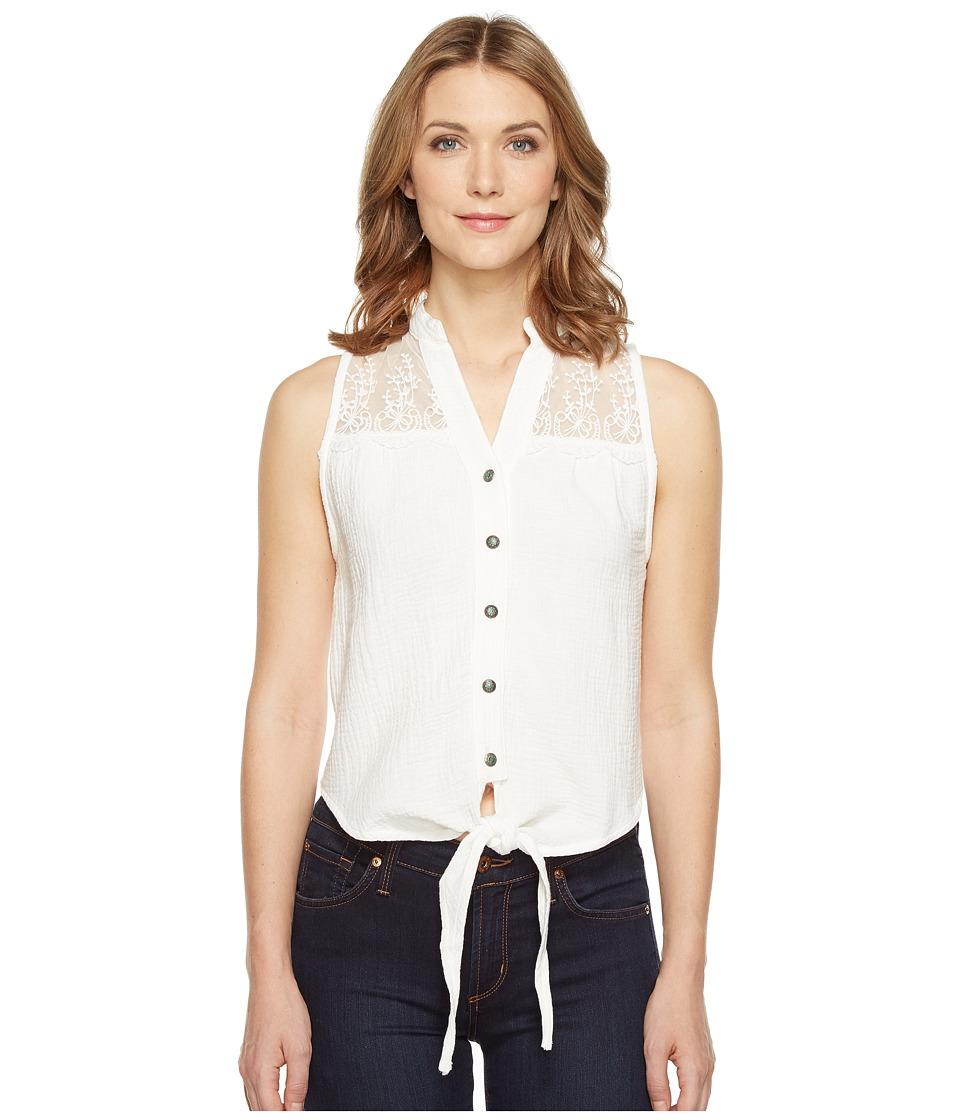 Tasha Polizzi - El Fenix Top (White) Womens Clothing