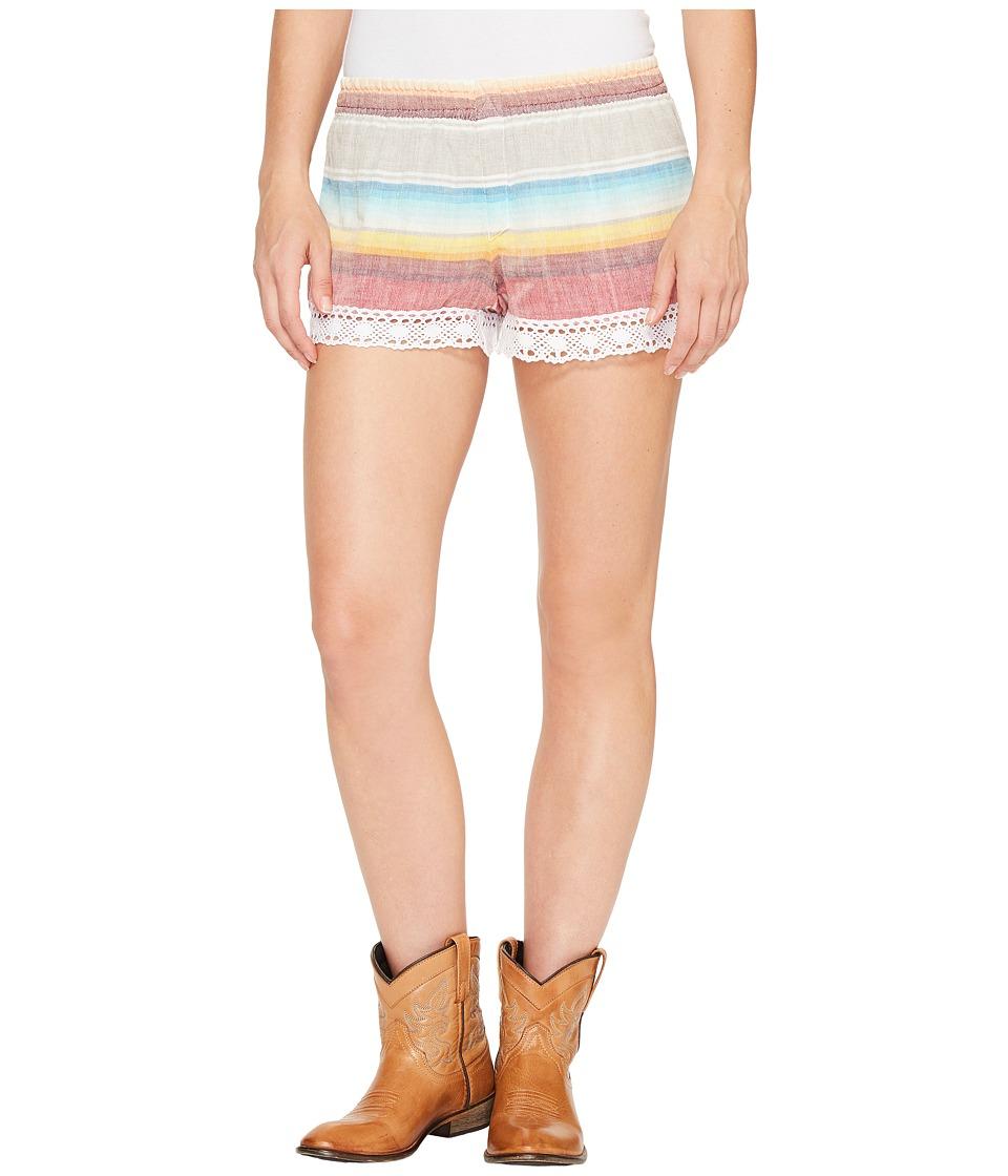 Tasha Polizzi - Playa Shorts (Red) Womens Shorts