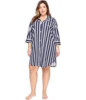 LAUREN Ralph Lauren - Plus Size Classic Knit Sleepshirt