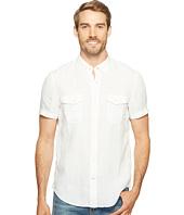 Timberland - Short Sleeve Mill River Linen Cargo Shirt