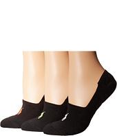 LAUREN Ralph Lauren - Sneaker Liner 3-Pack