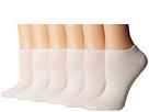 LAUREN Ralph Lauren Stripe Low Cut 6-Pack