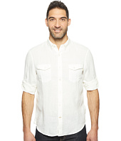 Timberland - Long Sleeve Mill River Linen Cargo Shirt