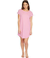LAUREN Ralph Lauren - Short Sleeve Drop Shoulder Sleep Tee