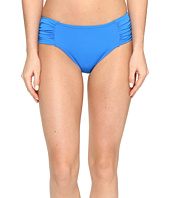Tommy Bahama - Pearl High-Waist Side-Shirred Bikini Bottom