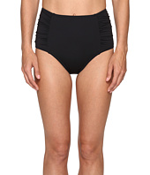 Tommy Bahama - Pearl High-Waist Shirred Bikini Bottom