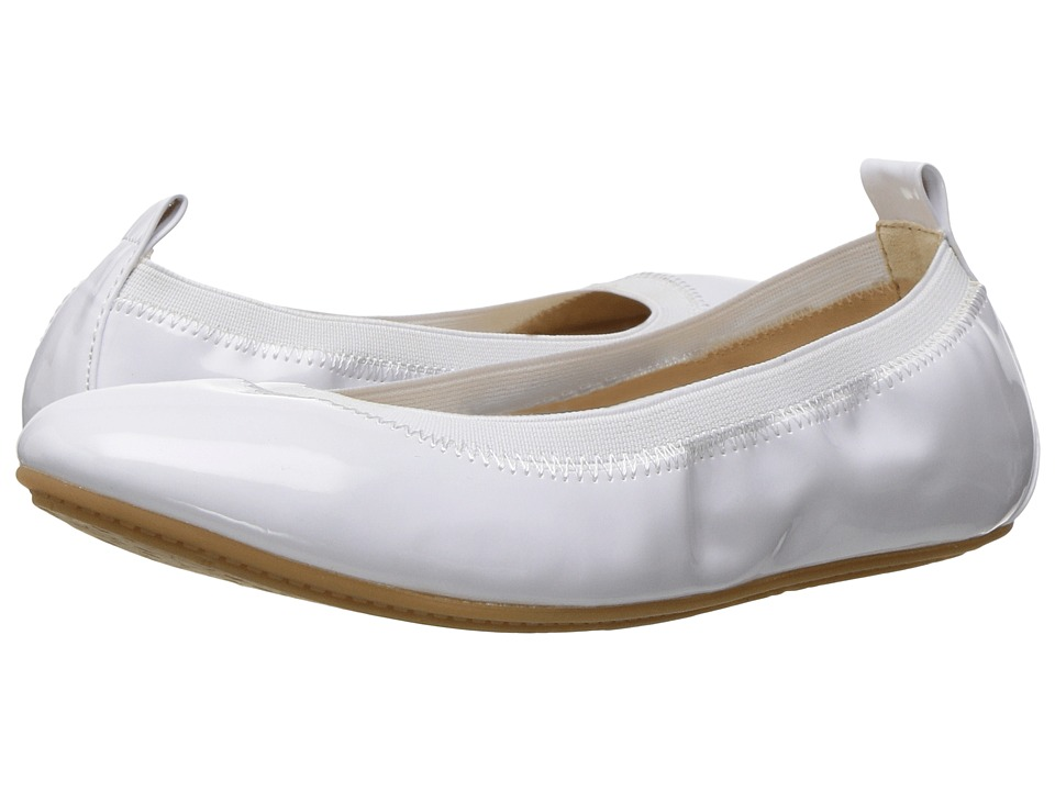 Yosi Samra Kids - Limited Edition Miss Samara (Toddler/Little Kid/Big Kid) (White) Girls Shoes