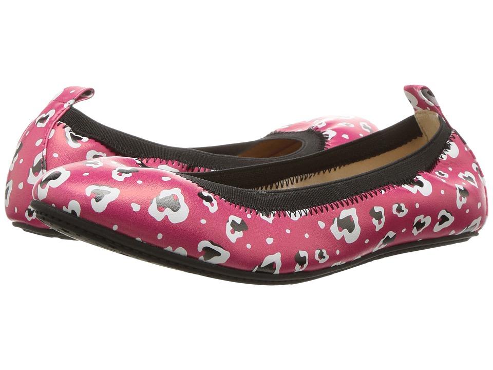 Yosi Samra Kids Limited Edition Miss Samara (Toddler/Little Kid/Big Kid) (Hibiscus 1) Girls Shoes