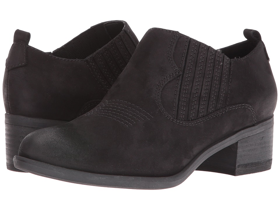 Blondo Maddox Waterproof (Black Nubuck) Women