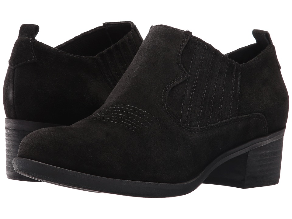 Blondo Maddox Waterproof (Black Suede) Women