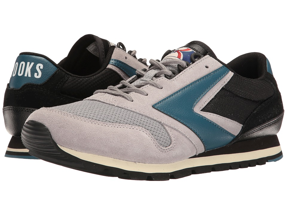 Brooks Heritage Trophy Chariot (Paloma/Frost Grey/Rosewood) Men