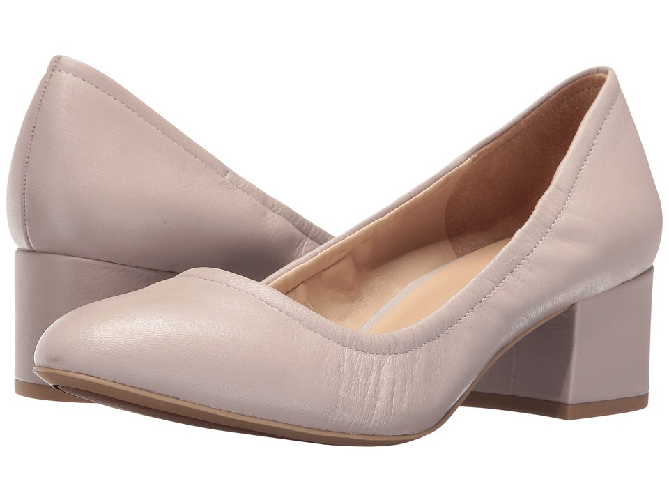 Franco Sarto Fausta (Satin Taupe Leather) Women