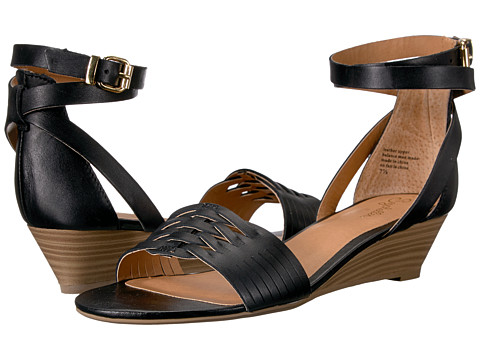 Seychelles Sincere - Black Leather