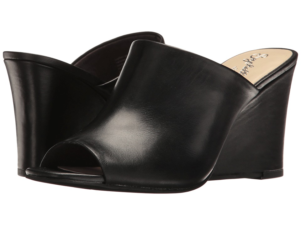 Seychelles Affirmation (Black Leather) Women