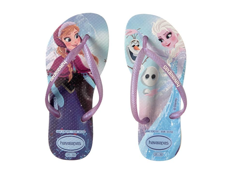 Havaianas Kids - Slim Frozen Flip Flops