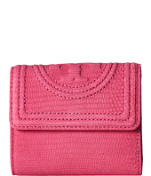 Tory Burch - Fleming Snake Mini Wallet