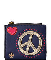 Tory Burch - Peace Mini Wallet