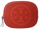 Logo Perforated Cosmetic Case