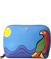 Tory Burch - Kerrington Parrot Cosmetic Case