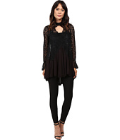 Free People - Tell Tale Lace Tunic