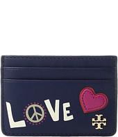 Tory Burch - Peace Slim Card Case