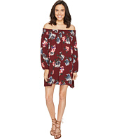 Brigitte Bailey - Amila Off the Shoulder Floral Dress