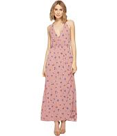 Brigitte Bailey - Lejla Spaghetti Strap Floral Maxi Dress