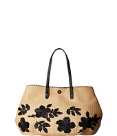 Tory Burch - Kerrington Straw Square Tote