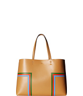 Tory Burch - Block-T Stripe Tote