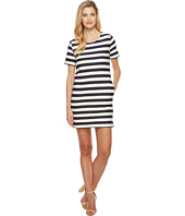 Culture Phit - Naja Short Sleeve Striped Dress