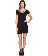 Culture Phit - Linnea Short Sleeve Strappy Dress