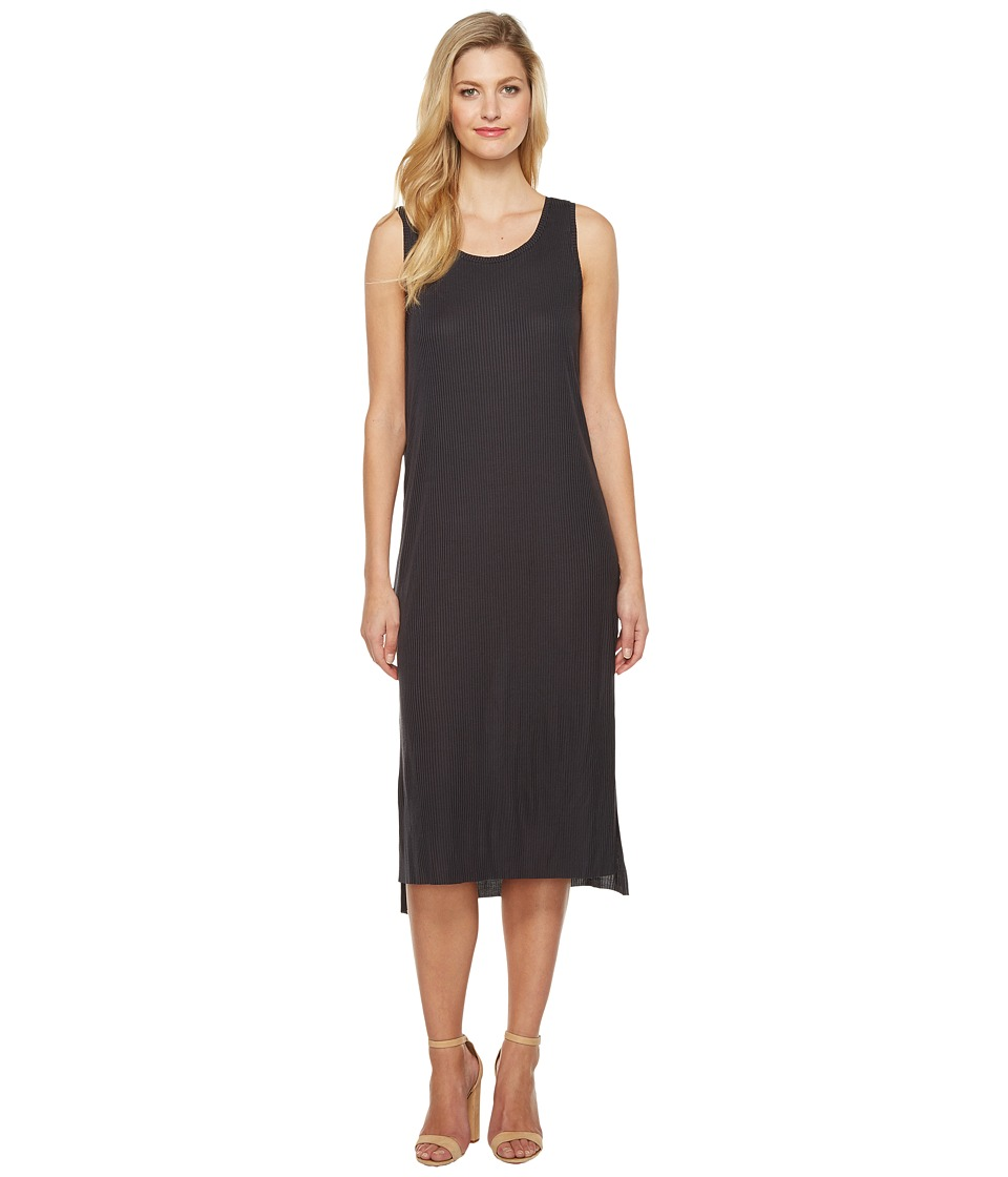 Culture Phit Freja Sleeveless Dress with Front Knot (Black) Women