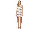 Adora Overwrap Tie-Dye Dress
