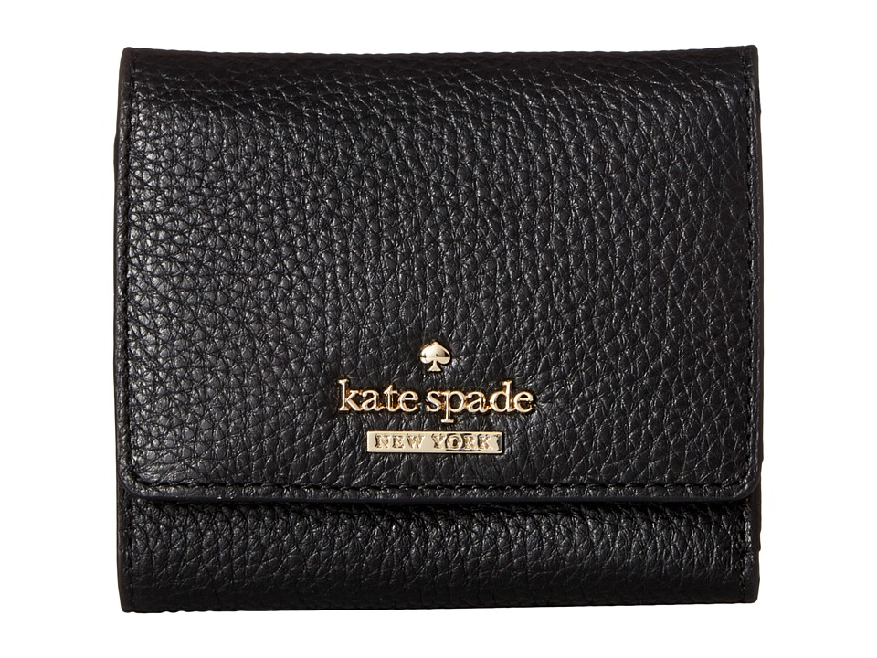 Kate Spade New York - Jackson Street Jada (Black) Wallet