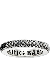 King Baby Studio - Dragon Scale Infinity Ring