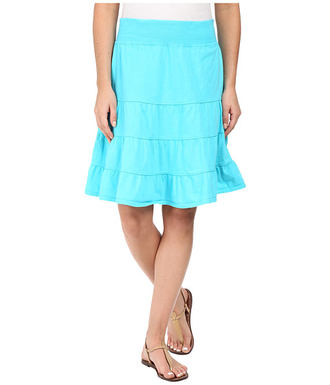 Fresh Produce Jersey Tiered Skirt - Luna