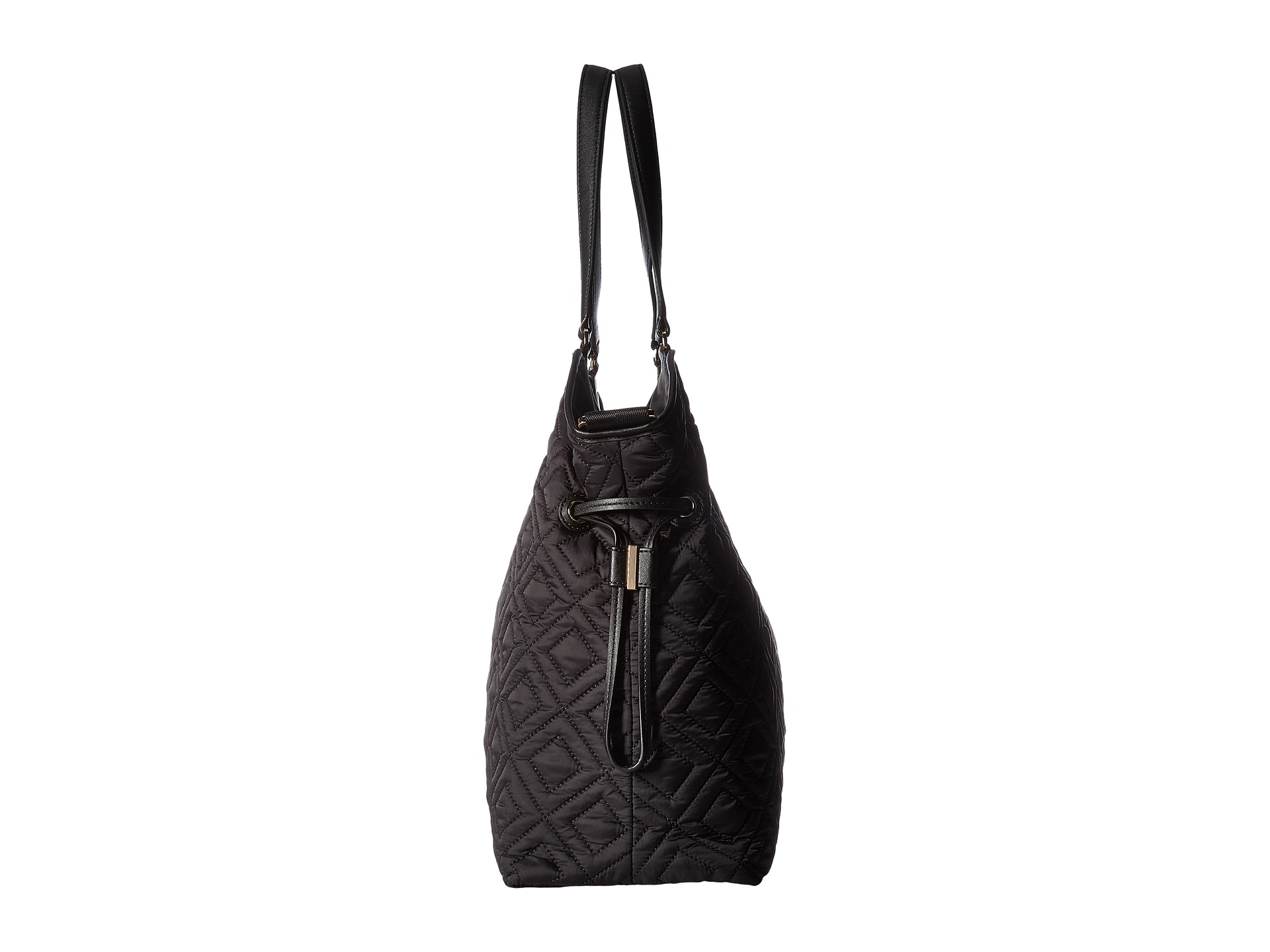 Tory Burch Marion Quilted Slouchy Baby Bag At Zappos Com